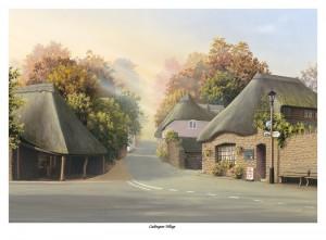 cockington-village-autumn